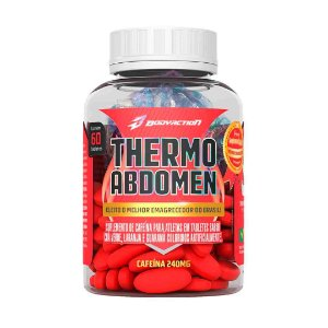 Thermo Abdomen 60 Tabletes - Body Action