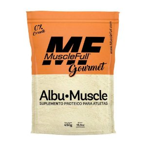 Albu-Muscle 450g - Muscle Full