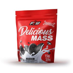 Delicious Mass 3Kg - FTW Sports Nutrition