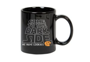Caneca Star Wars - Come to the Dark Side We Have Cookies