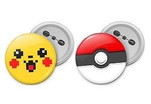 Botton Pokémon (KIT)