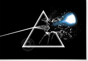 Camiseta Dark Side Hadouken