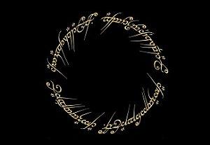 Camiseta Anel Senhor dos Anéis