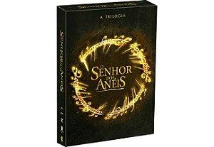 DVD Trilogia O Senhor dos Anéis