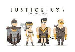 Livro - Justiceiros