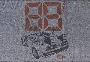 Camiseta Delorean 88 mph Back to the Future