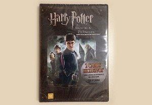 DVD Harry Potter e o Enigma do Príncipe