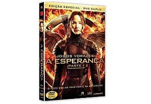 Edição Especial - DVD Jogos Vorazes