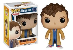 Funko Tenth Doctor - Doctor Who