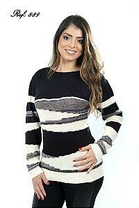 Blusa de Trico Itarcia e Mescla