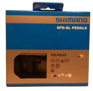PEDAL CLIP SPEED SHIMANO PD-R540
