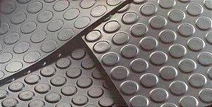 Piso moeda antiderrapante 50x50cm