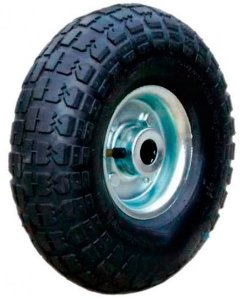 Roda pneumática 350x4