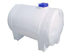 Tanque 500 litros horizontal