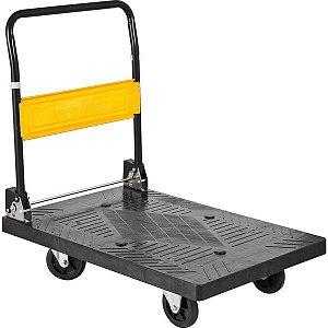 Carrinho plataforma dobrável 300kg - Vonder