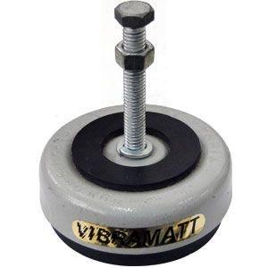 Amortecedor de vibração tradicional