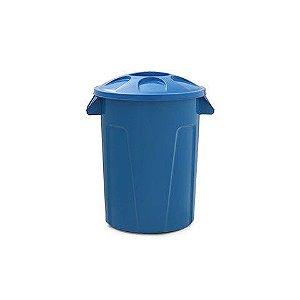 Cesto para Lixo 60 litros com Tampa