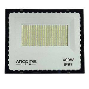 Refletor Led Mini Floodlight 400w Branco Frio Ip67 - 82932