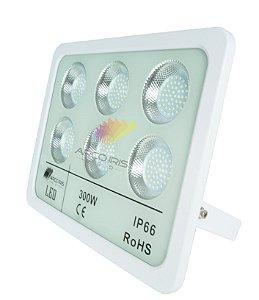 Refletor Holofote Micro Smd 300w IP66 Branco Frio - 82901