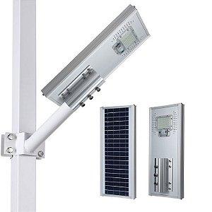 Luminária Solar 50w p/ Poste Sensor de Presença - 82300