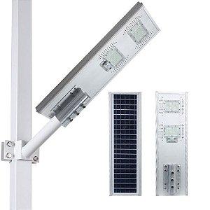 Luminária Solar 100w p/ Poste Sensor de Presença - 82301