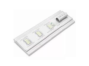Luminária Solar 300w p/ Poste Sensor de Presença - 82338