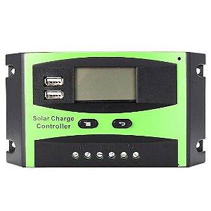 Controlador Carga Solar 30A - 81565