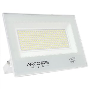 Refletor Microled 200w Flood Light IP67 - 83037