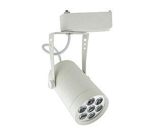 Spot Luminária LED Cob de Trilho 7W Branco Branco - 82183