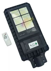 Luminária Pública Solar 120w IP65 - 83006