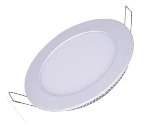 Plafon Led 12w Redondo Embutir Branco Quente - 81205-1