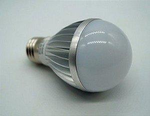 Lâmpada Led Bulbo 5W Carcaça de Aluminio - 81222