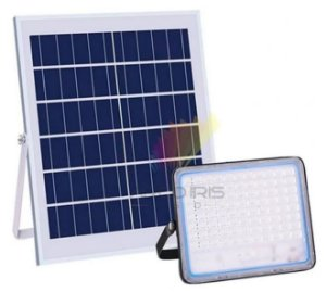 Refletor Led 70w IP67  C/ Placa Solar - 82918