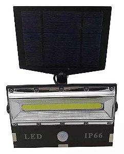 Refletor Led 30W Com Sensor de Presença e Placa Solar - 82738