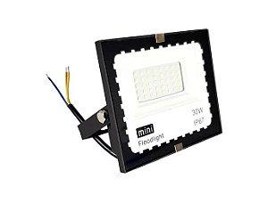 Refletor Mini 30w IP67 Floodlight  Branco Frio - 83049