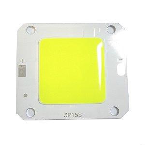 Chip Led 30w para Reposição de Refletor Holofote Led  Verde - 83127