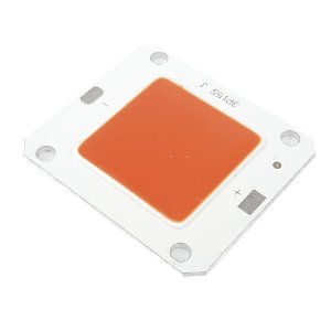 Chip Led 30w para Refletor Holofote Led  Vermelho - 83129