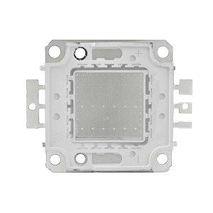 Chip Led 30w para Reposição de Refletor 30w RGB Colorido - 83123