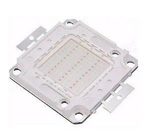 Chips Led 50w para Reposição de Refletor 50w Rgb Colorido - 83124