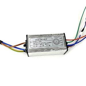 Reator para Refletor Led 30w RGB Colorido para Manutenção e Reposição - 83117