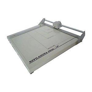 DA30 - Refiladora manual de papel 30 cm A4 em aço 5 folhas