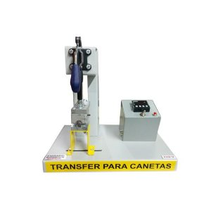 Prensa térmica transfer para canetas plástica Metal Printer