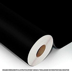 Interline - Vinil adesivo polimérico preto brilho bobina 122 cm x 50 metros - Aplike