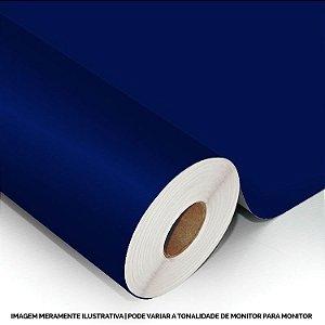 Interline - Vinil adesivo polimérico sapphire impulse (azul marinho) brilho 61 cm de largura - Aplike