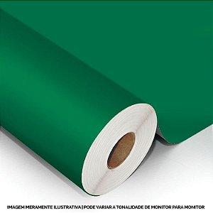 Interline - Vinil adesivo polimérico green (verde bandeira) brilho 61 cm de largura - Aplike