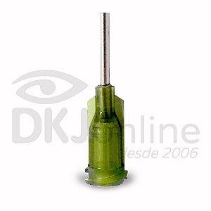 Ponta de agulha para aplicação de cola polimerizável Sinteglas