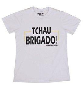 Camiseta SBO - Tchau Brigado