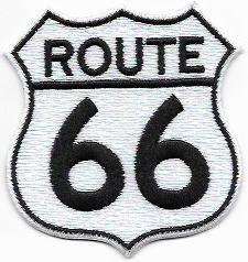 ROUTE 66 BRANCO