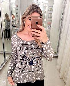 Manga Longa Bicicletinha