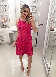 Vestido Pena Pink